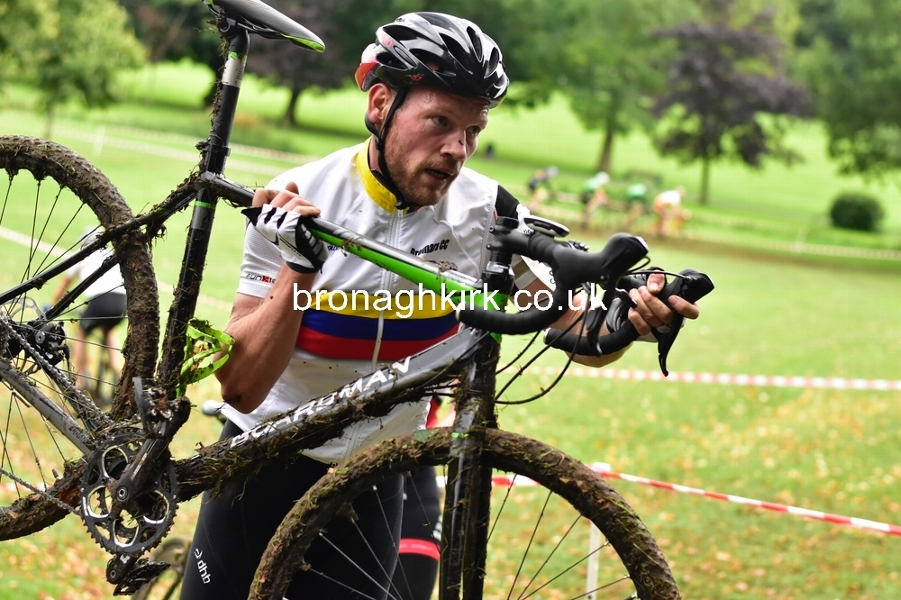 Ulster Cyclo Cross League - A and B race