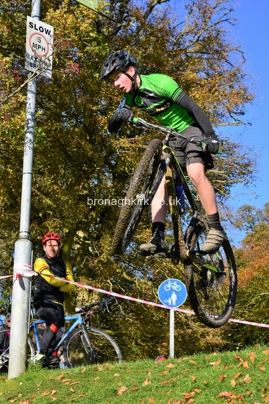 2018 Ulster Cyclocross League Round 6 Derry