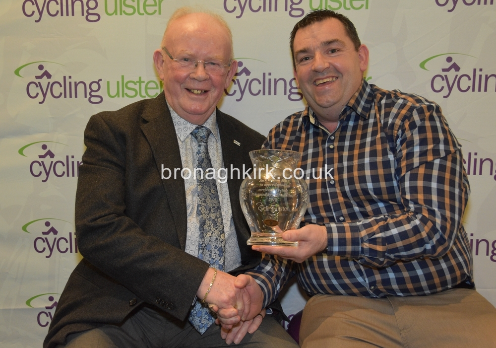 Cycling Ulster Dinner and Awards Presentation