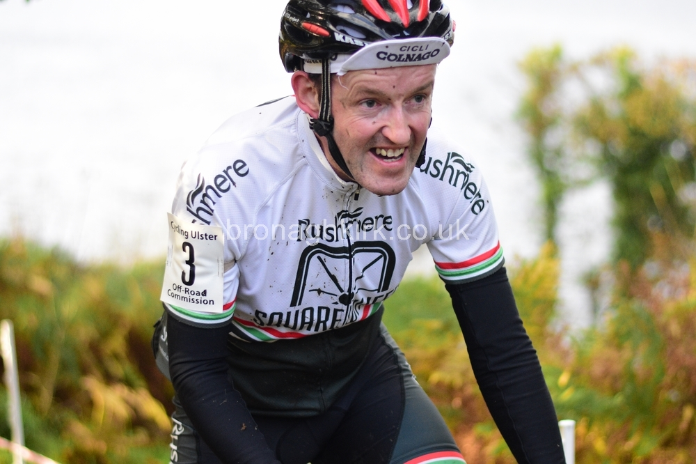 Ulster Cyclocross League Round 5 Derry