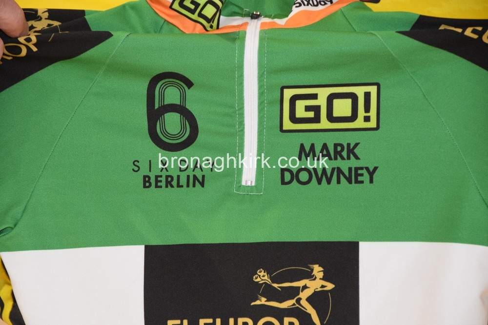 Bronaghs 6 Day Jersey