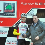 Mark Downey Wins Round 1 Agnew SEAT Super 7 Crit Series