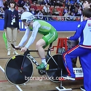 World Silver Medal for Martyn Irvine