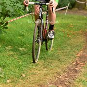 Irish Champion wins Lurgan Park Cyclo Cross