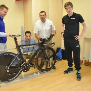 Its all about 'The Jig' at Irish National TT