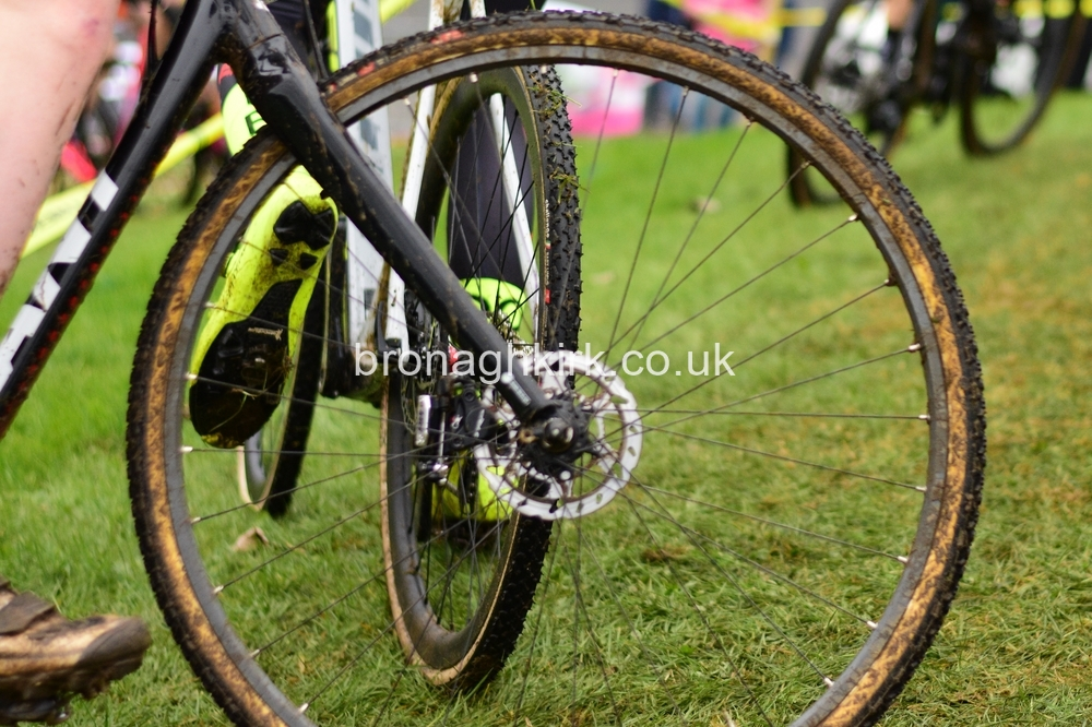 Support Race - UCI Cyclo-cross at Mallusk