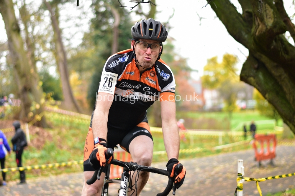Ulster Cyclocross League Round 8 Ormeau Park