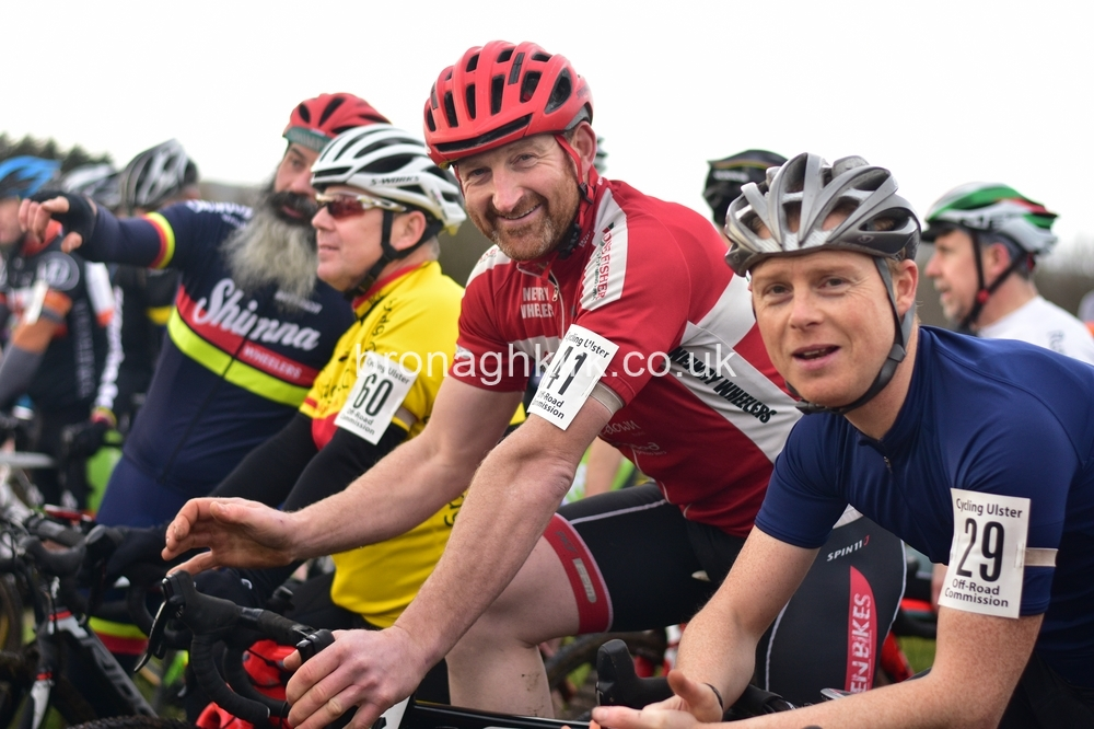 Ulster Cyclocross Championships 2017