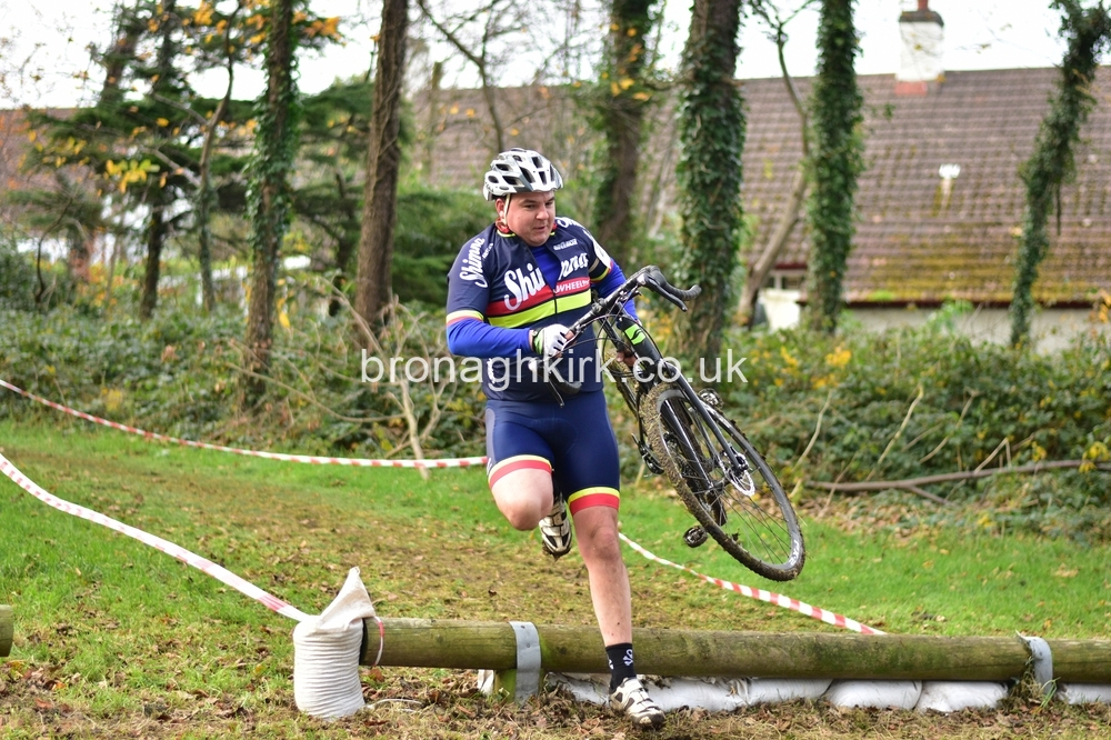 Ulster Cyclocross League Round 9 Newcastle